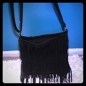 Gorgeous Fringe Bag